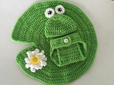 A personal favorite from my Etsy shop https   www.etsy.com · Crochet Frog Crochet For KidsCrochet HatsNewborn ... 9a3b6e6c0193