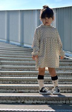 iglo+indi PEARL dress Shadowplay for Monochrome Monday - Mini Styling