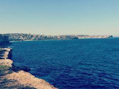 Love the after work walk  #bondi #bondibeach #bondibeachsydney #tama #tamarama #coastalwalk #easternsuburbs #ocean #cliff #sydney #nsw #aussie #aussiesofinstagram #australiagram #australia by tbonnaf http://ift.tt/1KBxVYg