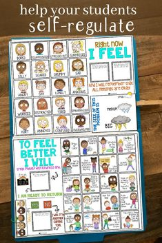 Emotional Regulation, Self Regulation, Zones Of Regulation, Classroom Behavior, Classroom Management, Calm Classroom, Student Behavior, Autism Classroom, Coping Skills