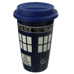 Mug Thermos Tardis - Doctor Who