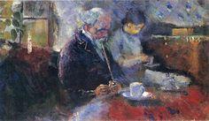 Série: Café com Arte - Quinta parada - Edvard Munch