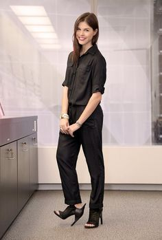 Photos: Five Days, Five Looks, One Girl: Emily Weiss