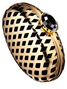 If there ever were a reason to blow a lot of money on an accessory... Stella McCartney Clutch