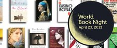 Gloucestershire Libraries celebrate - World Book Night