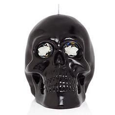 Black Skull Candle | Candles & Home Fragrance | Home Accents | Decor | Z Gallerie
