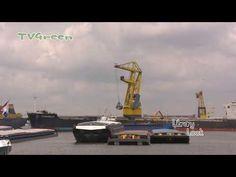 Port of Rotterdam: Overslag Droge Bulk - YouTube