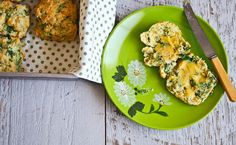 Good Golly Great Green Grass Scones!