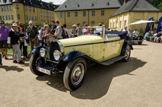 Bugatti  Typ 45 Cabriolet 1930 by Pics-from-Amsterdam, via Flickr