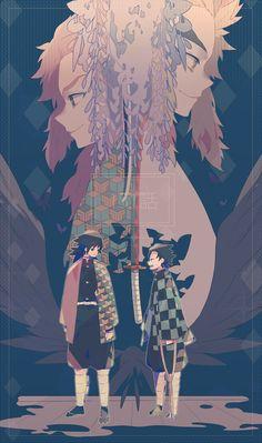 Manga Anime, Anime Demon, All Anime, Anime Art, Demon Slayer, Slayer Anime, Demon Hunter, Fandoms, Anime Scenery