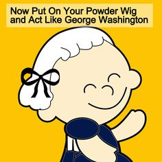 How to Make a George Washington Wig for President's Day