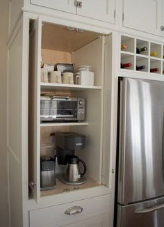 42 idéias criativas aparelhos de armazenagem para cozinhas pequenas | DigsDigs