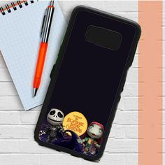 The Nightmare Before Christmas Disney #8 Samsung Galaxy S8 Plus Case Casefreed