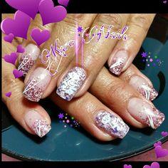 Uña natural colección mythos organic nails