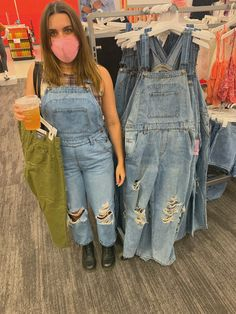 Denim Overalls, Overall Shorts, Pants, Clothes, Women, Fashion, Moda Femenina, Trouser Pants, Outfits