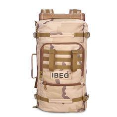Men Tactical Nylon Multifunctional Mountaineering High Capacity Backpacks - US$61.46