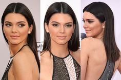 Holiday Hair Inspired by The Kardashians - Kardashian Party Hair - Elle