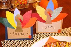 Thanksgiving door decs