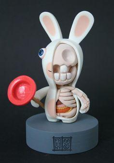 [Arte Diseño] Anatomia divertida Jason Freeny