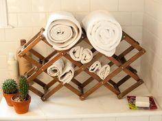 Utilisations intelligentes des objets du quotidien dans la salle de bain: Décoration: Maison & Jardin Télévision