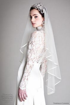 Temperley London Spring 2012 Wedding Dresses — Ophelia Bridal Collection | Wedding Inspirasi
