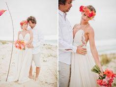Liebe und Freiheit - Heiraten am Strand unter dem Wind
