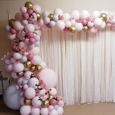Blush pink white Lace fabric Gold Sparkle photobooth backdrop Wedding ceremony stage,birthday,baby shower backdrop party curtain nursery - New Site Balloon Arch Diy, Balloon Backdrop, Photo Booth Backdrop, Balloon Garland, Balloon Columns, Party Garland, Diy Garland, Confetti Balloons, Fabric Backdrop Wedding