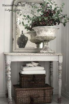 .love the white wash