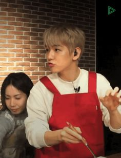 The fact that how baekie pouts is just too cute