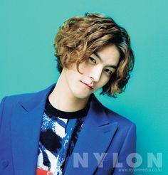 Hong Jong Hyun Nylon Korea Magazine March Issue '14