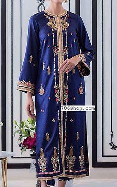 Blue Jamawar Suit   Buy Pakistani Fashion Dresses and Clothing Online in USA, UK Pakistani Dresses Online Shopping, Pakistani Formal Dresses, Online Dress Shopping, Pakistani Designer Clothes, Pakistani Designers, Indian Designer Outfits, Designer Party Dresses, Party Suits, Ladies Dress Design