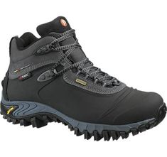 Thermo 6 Waterproof Men's Winter Boot with Vibram Sole Technology - Merrell.com - J82727