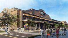 Megawide to help jumpstart Cebu economy with proposed Carbon Market redevelopment - CebuFinest Clark International Airport, Mactan Island, Engineering Companies, Cebu City, Main Entrance, Public Transport, The Locals, Tourism, Spaces