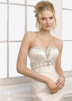 Bridal Gowns Mori Lee 1653 Bridal Gown Image 1
