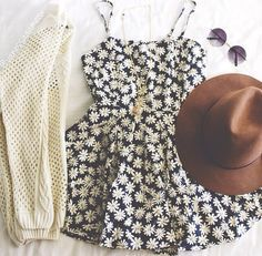 Really cute summer outfit☀️