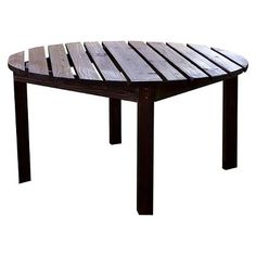 Round Chat Table - 38 Inches