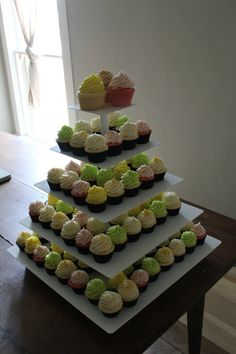 Cupcakes instead of cake?