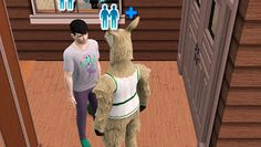The Sims Screenshots®: Daryl Fultz #1 - Pelado na balada