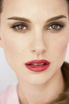 Natalie Portman, photographed by Frederic Auerbach for Dior, 2013.