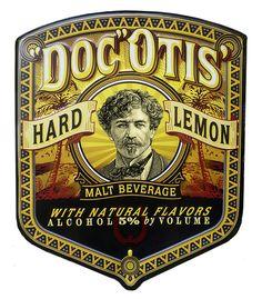 Doc Otis Hard Lemonade Illustrated by Steven Noble