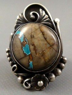 Vintage Turquoise Rings for sale Western Jewelry, Indian Jewelry, Vintage Jewelry, Vintage Turquoise Jewelry, Southwest Jewelry, Turquoise Rings, Native American Jewelry, Hippie Style, Sterling Silver Jewelry