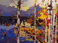 Artist: Rick Bond, Title: Spirit Lake