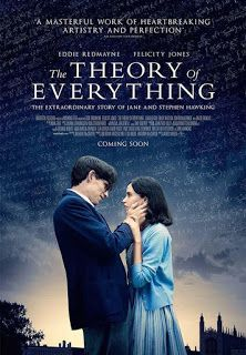 The Theory of Everything. Loved this movie. It's so inspiring. While there is a Stephen Hawking book called The Theory of Everything, the film of the same name is actually based on Jane Hawking's memoir, Travelling to Infinity. Eddie Redmayne, Stephen Hawking, Film Movie, See Movie, Movie List, Felicity Jones, Anthony Mccarten, Movies Showing, Movies And Tv Shows