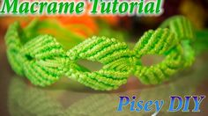 How to make macrame   autumn  Bracelet  tutorial , Friendship DIY Projects