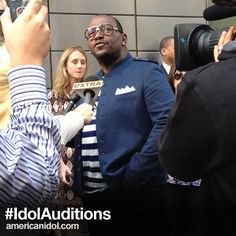 """From #IdolJudges conference, @YO_RANDYJACKSON: """"Idol is the only singing competition to produce many superstars."""" via @AmericanIdol"""