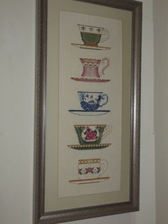 teacups by Yona