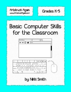 Printables Basic Computer Skills Worksheets english computer hardware and technology on pinterest basic skills for the classroom