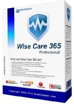Sistem Temizleme-Wise Care 365 Pro Full 4.21 Build 406 Türkçe