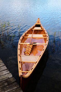 Canoes art...