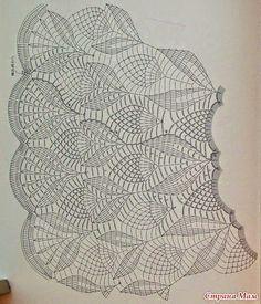 Un vestido de princesa / Patrones crochet | Crochet y Dos agujas